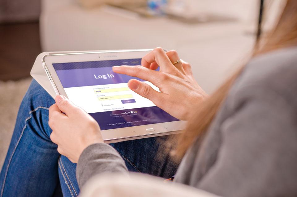 Servicios web premium y consulta de estrategias en línea
