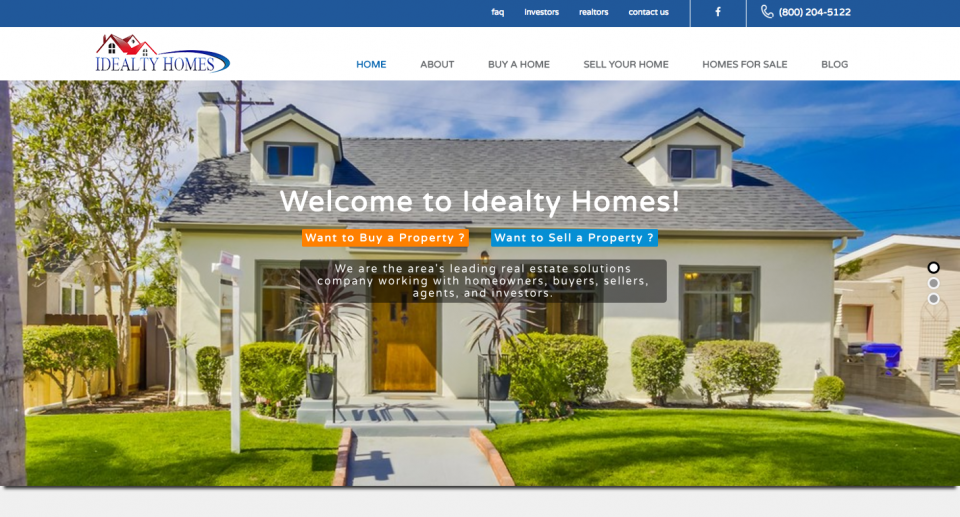 Home Idealty Homes LLC
