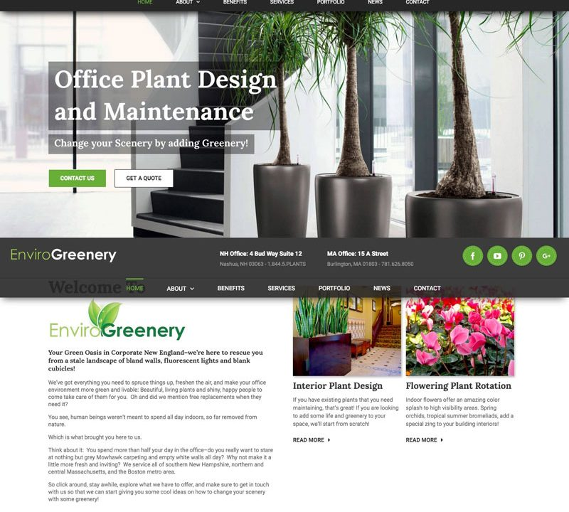 EnviroGreenery—Responsive-Media-NYC-Web-Design