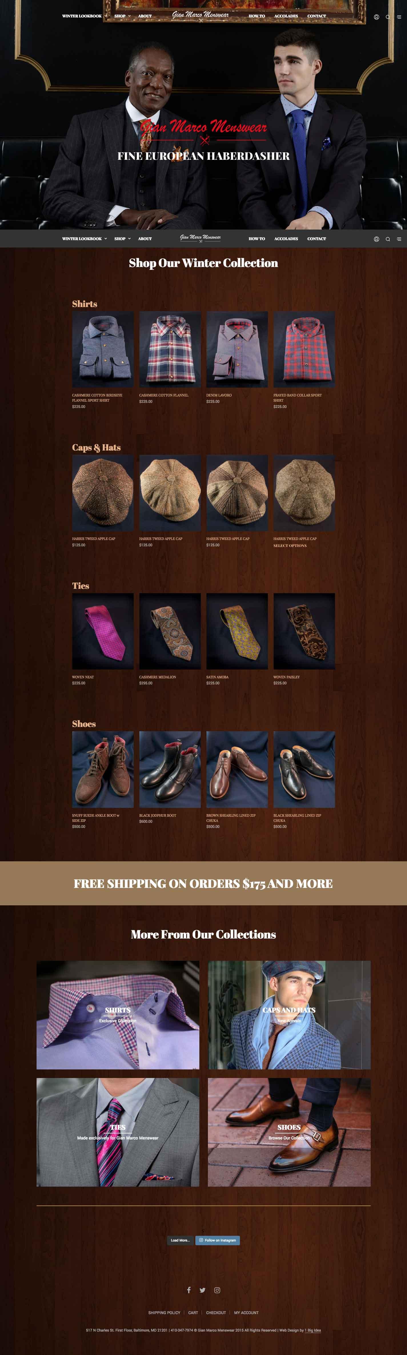 Gian-Marco-Menswear-Luxury-European-Menswear