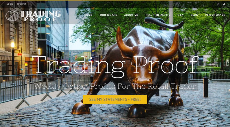 Trading-Proof-Weekly-Option-Trading