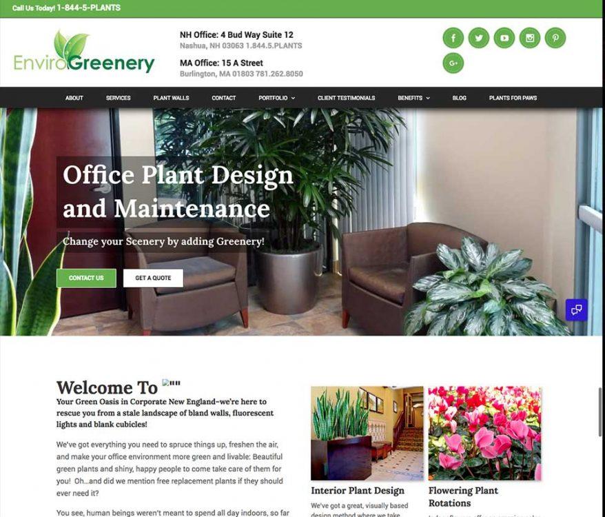 EnviroGreeney-home