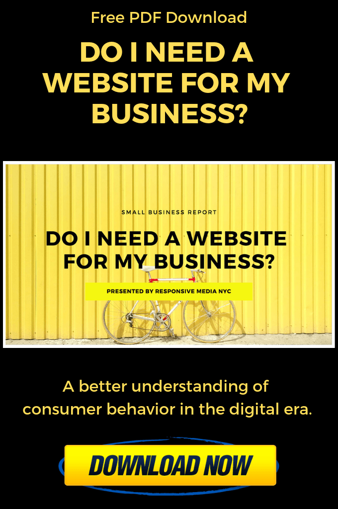 Do I need a website for my business?
